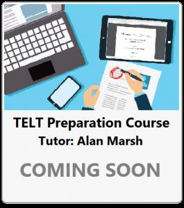 Alan Marsh TELT